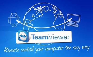 Hasil gambar untuk logo teamviewer