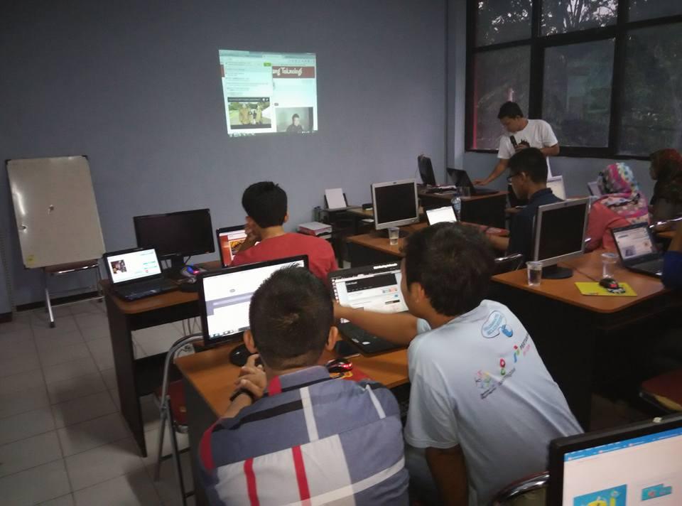 kopdar it funblogging relawan tik bojonegoro