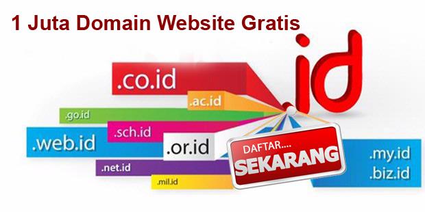 1 juta domain