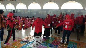 Games Ular Tangga Internet Sehat di MI Muhammadiyah 18 Sumberrejo 01